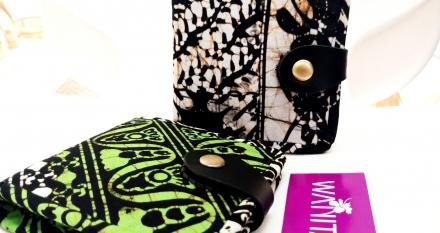 WANITA wallet (Handmade)