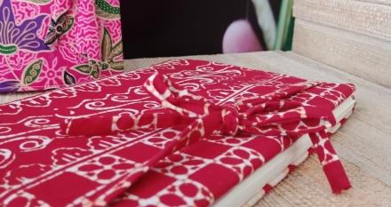 Notebook cover (Saloma Patek)