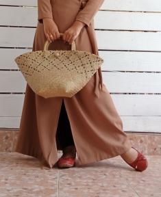 Kennel Bag (Natural Product)