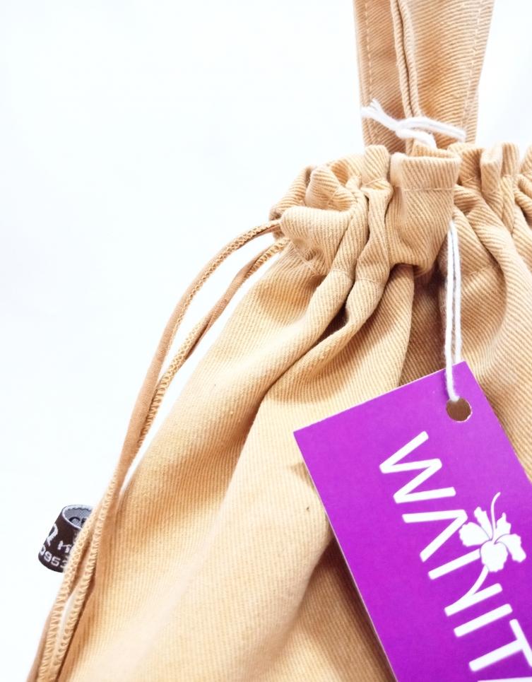 กระเป๋าถุงผ้าสีมายา